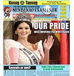 Mindanao Examiner Newspaper Feb. 1-7, 2016