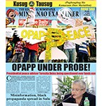 Mindanao Examiner Newspaper Jan. 11-17, 2016