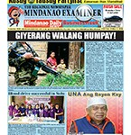 Mindanao Examiner Newspaper Feb. 29-Mar. 6, 2016