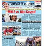 Mindanao Examiner Newspaper Aug. 15-21, 2016