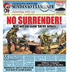 Mindanao Examiner Newspaper Aug. 22-28, 2016