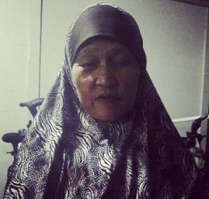 Maute Mother