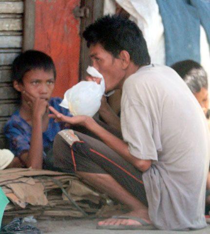 Inhalant Abuse Rampant In Zamboanga City Mindanao Examiner Regional Newspaper