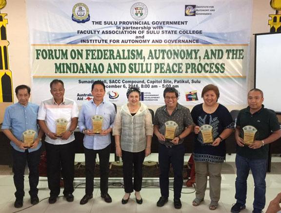 Goodbye Bbl Hello Federalism Mindanao Examiner Regional Newspaper