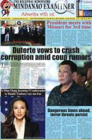 Mindanao Examiner Regional Newspaper July 15-21, 2019