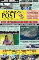 The Zamboanga Post July 15-21, 2019