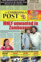 The Zamboanga Post November 4-10, 2019